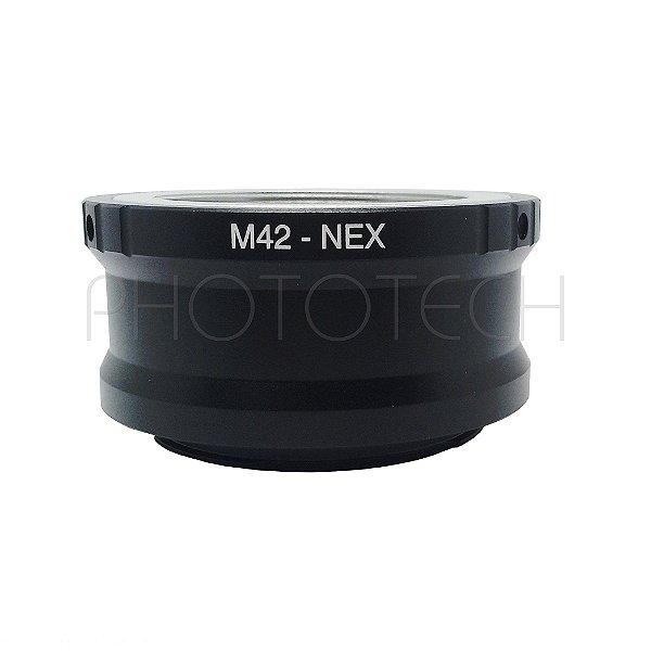 ADAPTADOR M42 PARA SONY (M42-NEX)