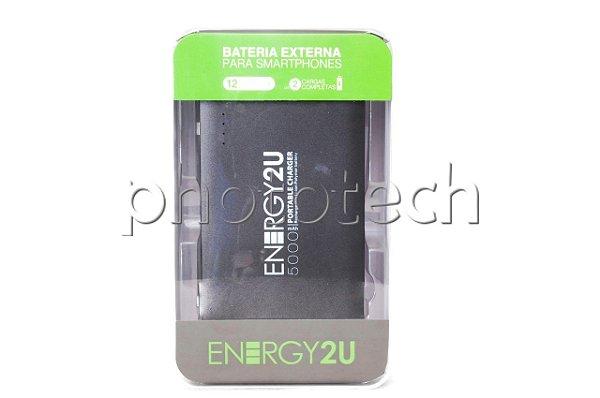 BATERIA EXTERNA ENERGY2U 5000mAh