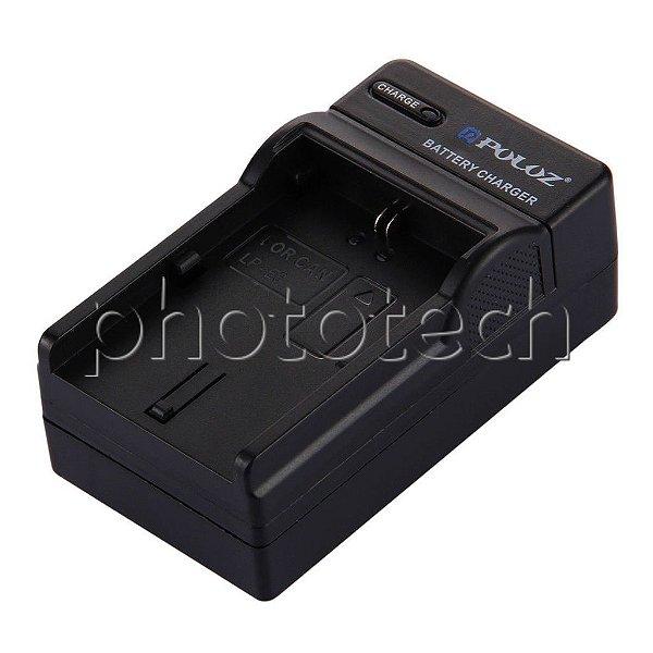 Carregador de Bateria Canon LP-E6 Puluz Modelo LC-E6