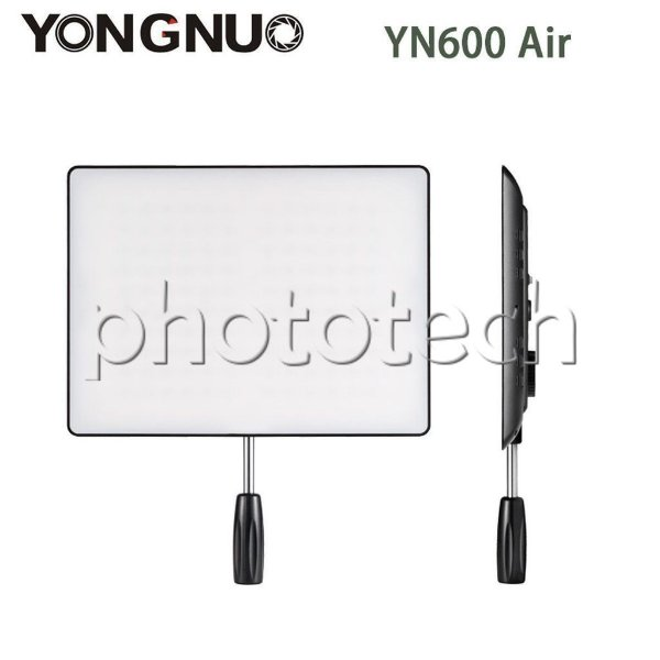 ILUMINADOR DE LED YONGNUO YN600 AIR 3200k-5500k