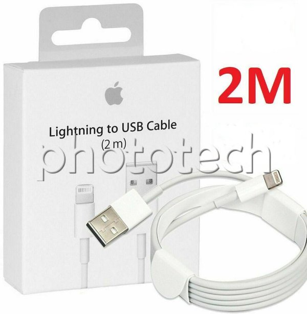 CABO USB IPHONE LIGHTNING 2m ORIGINAL