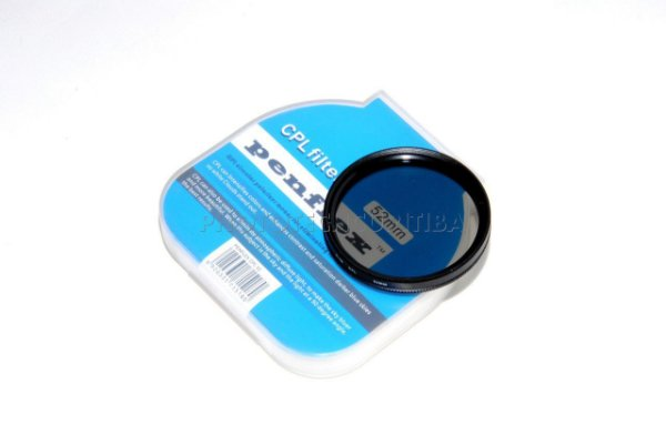 FILTRO CPL 52mm PENFLEX (GREEN.L) POLARIZADOR