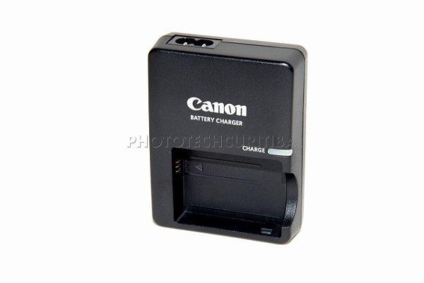 Carregador Para Bateria Canon LP-E5 Genérico Modelo LC-E5E
