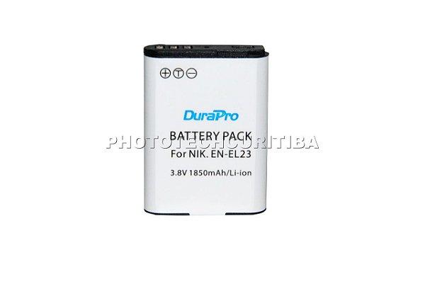 Bateria Nikon EN-EL23 DuraPro 1850mAh 3.8V