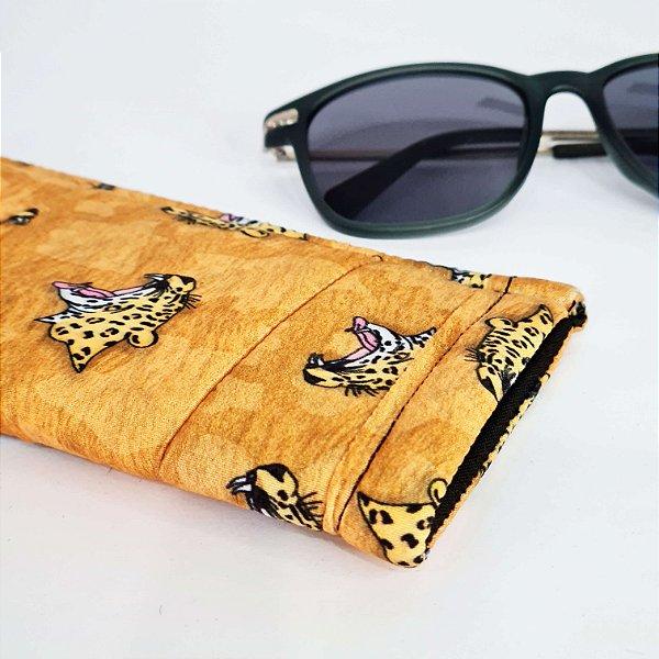 Porta Óculos Onçona
