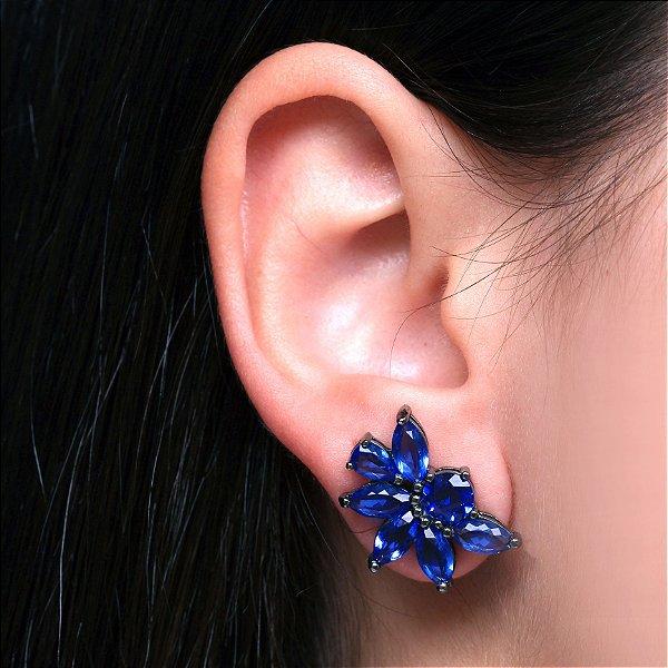 Brinco Ear Cuff de Flor