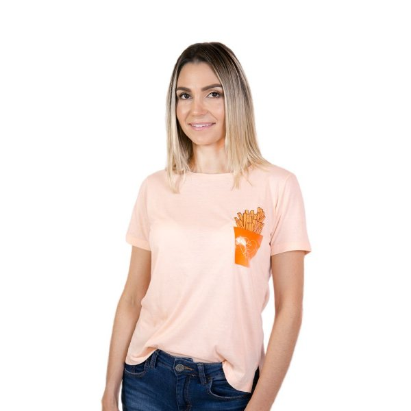 58cbfcbc0 T-shirt estampada Chiara - Philomene