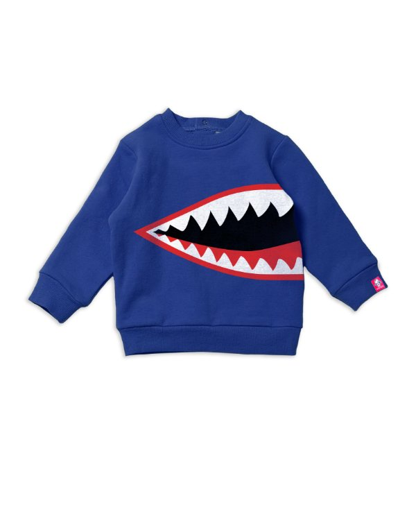 Blusa Moletom Shark