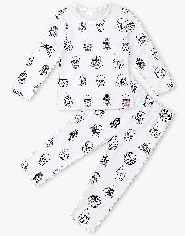 Pijama Comprido Star Wars