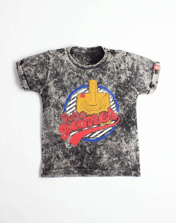 Camiseta Retrô Game