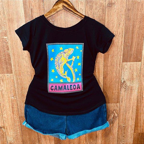 T-shirt Camaleoa
