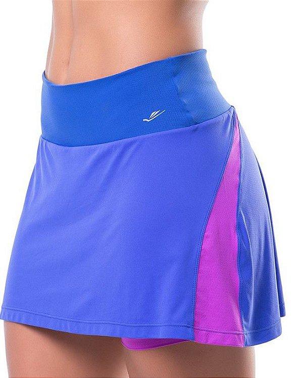 Shorts Saia Elite Marinho/Branco