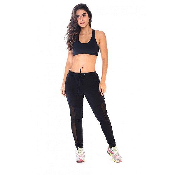 Calça Jogging Eva Preto