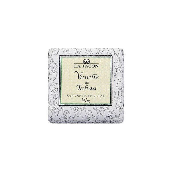 Sabonete Vegetal - 95g - Vanille de Tahaa