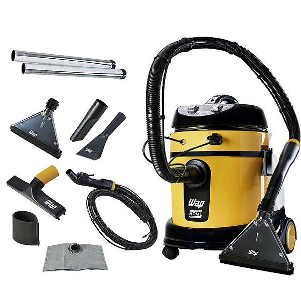 Extratora E Aspirador 1600w, 20l Home Cleaner - Wap 110v