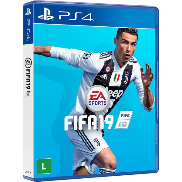 Game FIFA 19 - PS4