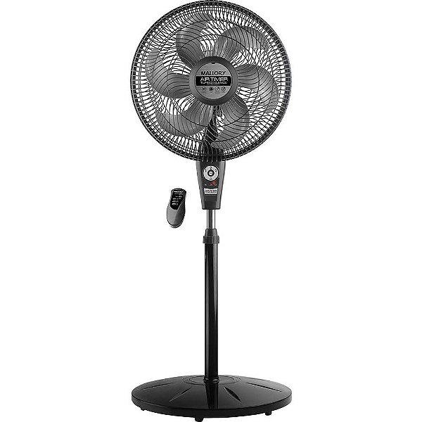 Ventilador De Coluna 40 Cm Air Timer Silence Mallory 110v