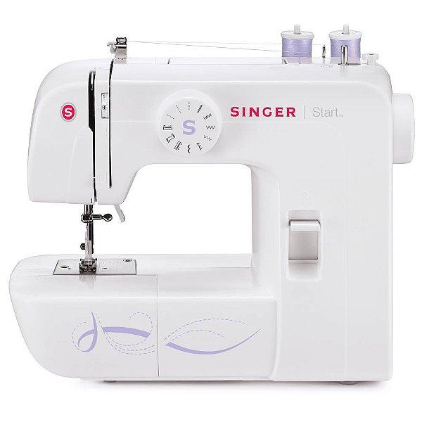 Máquina de Costura Singer Start 1306 Branco - 110V
