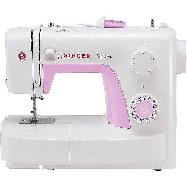 Máquina De Costura Mecânica Singer Simple 3223 - 110V