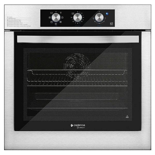 Forno Elétrico De Embutir Gourmet 65 Litros - For650-220v