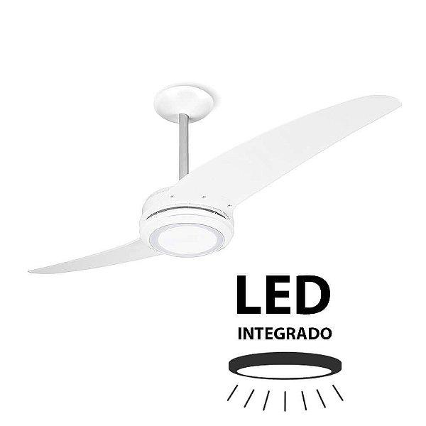 Ventilador de Teto Spirit 203 Branco C/Led  110V