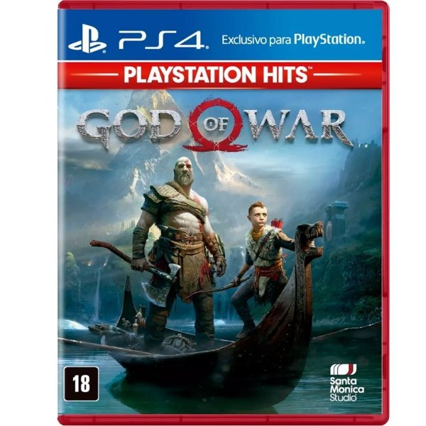 Game God of War Hits - PS4