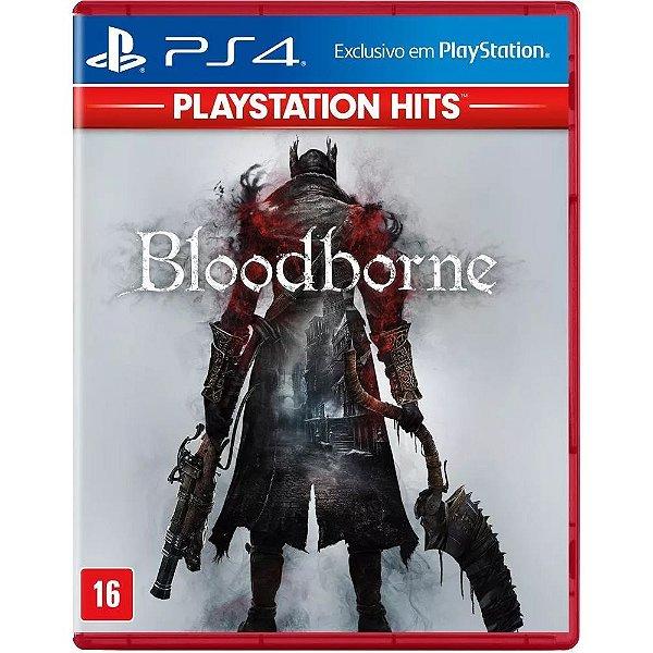 Game Bloodborne PS4 Hits Midia Fisica