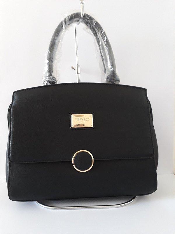 051f94f22 Bolsa Veryrio Preta - Básica - Tamanho G - Silvia Ferraz Boutique ...