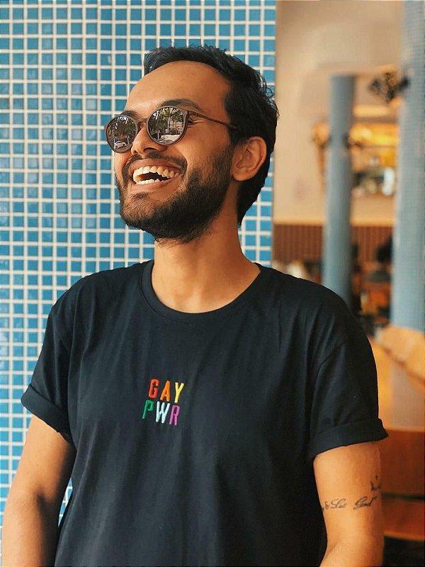 Camiseta - GAY PWR