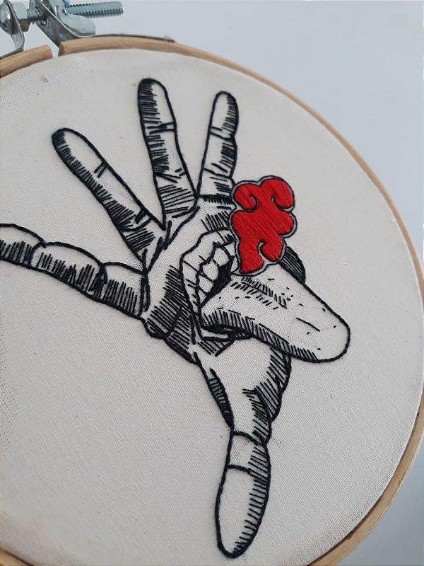 Quadrinho Hand