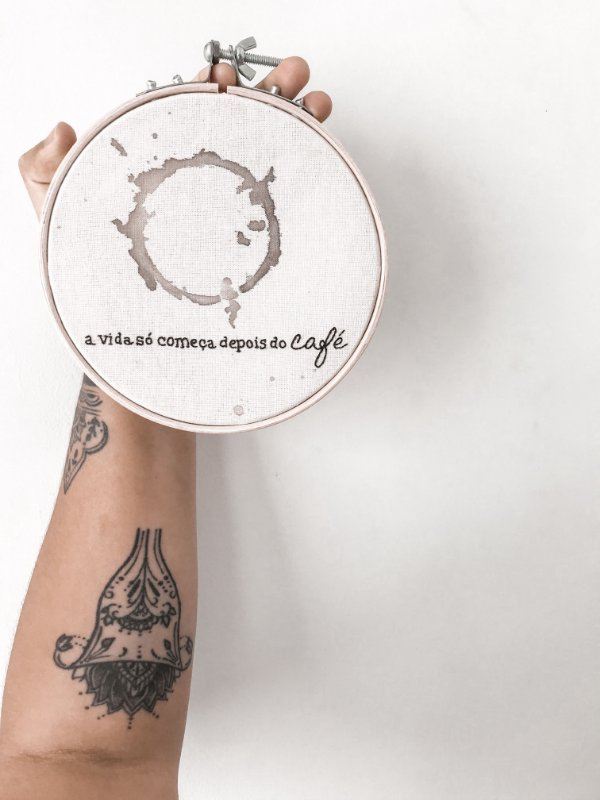 A vida só começa depois do café