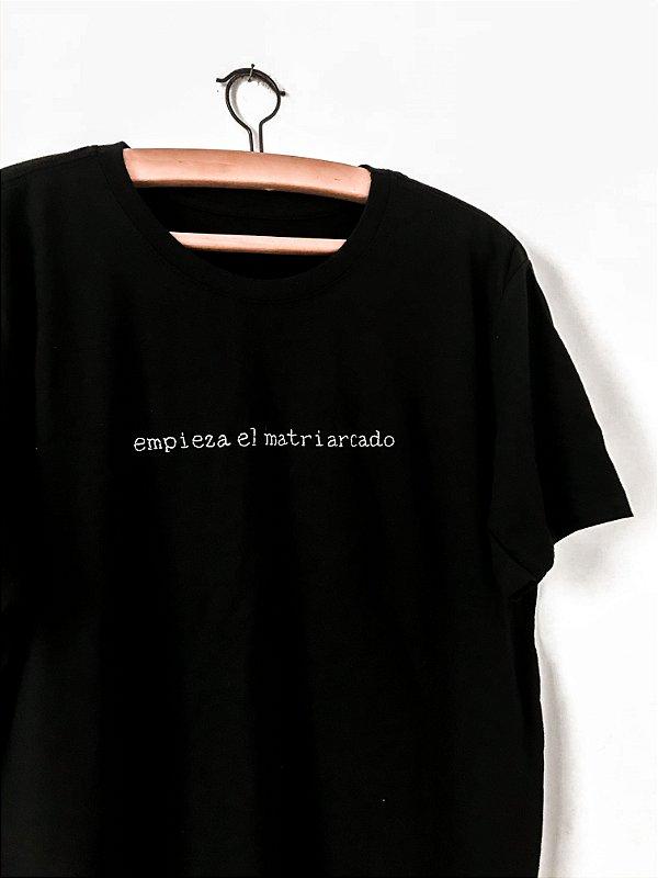 Camiseta - Empieza el matriarcado