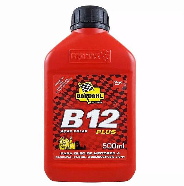 ADITIVO PARA MOTOR BARDAHL B12 ALC-GAS 500ML