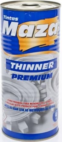 THINNER MAZA 900 ML
