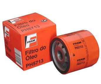 FILTRO OLEO FORD FRAM PH5713 COURIER-ECOSPORT-FIESTA-FOCUS