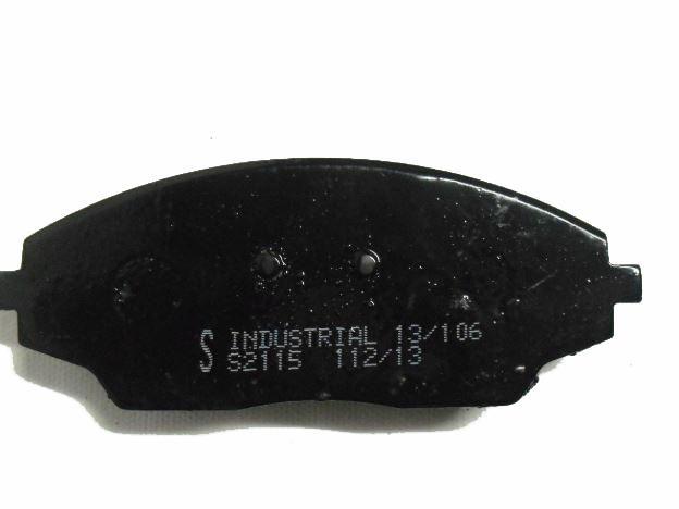 JOGO PASTILHA DIANT GM SYL 2115 COBALT-SONIC-SPIN