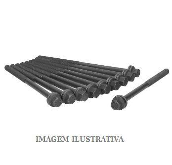 JOGO PARAFUSO CABECOTE FORD TARANTO B870200 F14000