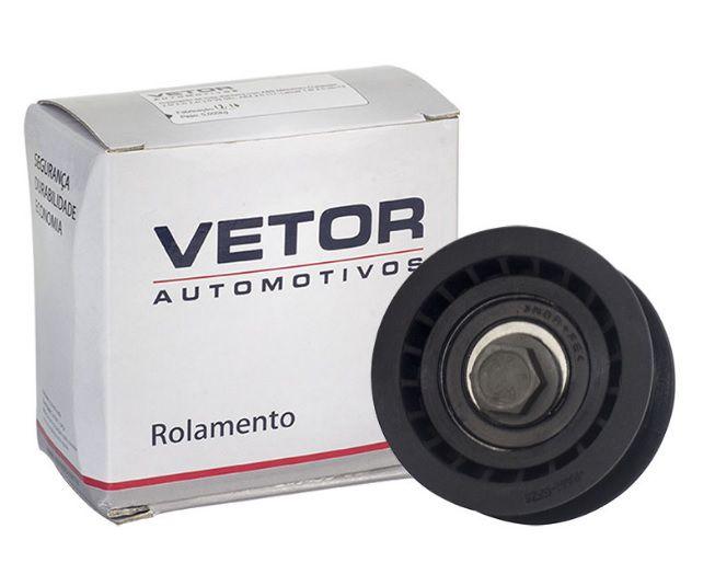 ROLAMENTO GUIA CORREIA DENTADA VW VETOR VT8112 GOL-PARATI