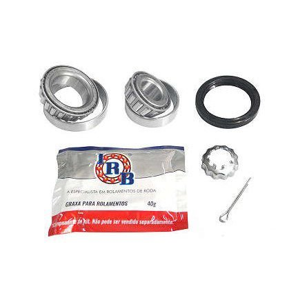 KIT ROLAMENTO CUBO TRAS VW-FORD GOL-VERSAILLES IRB IR100