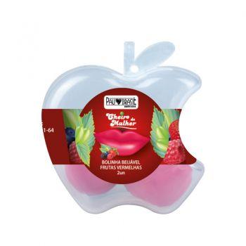 Bolinhas Beijáveis - Frutas Vermelhas 2un