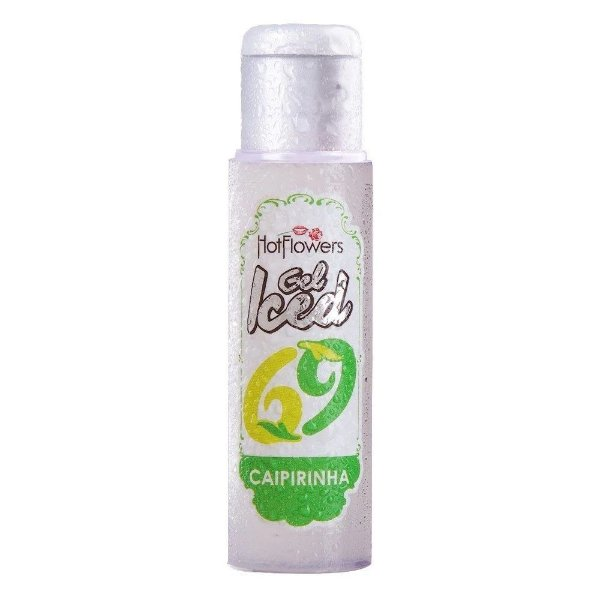 Gel Aromatizante Iced Caipirinha Hot Flowers 35ml