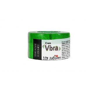 Creme Vibra 3,5g Hot Flowers
