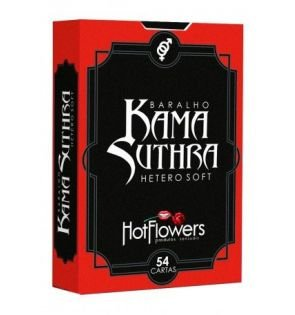 Baralho Kama Sutra Hetero Soft Hot Flowers