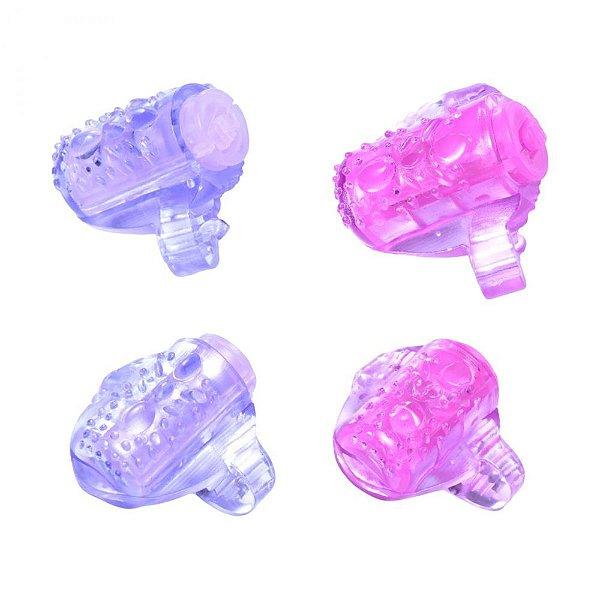 Vibrador de Língua Jelly