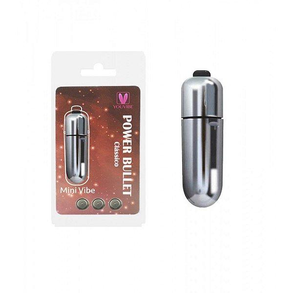 Cápsula Power Bullet - Mini Vibe