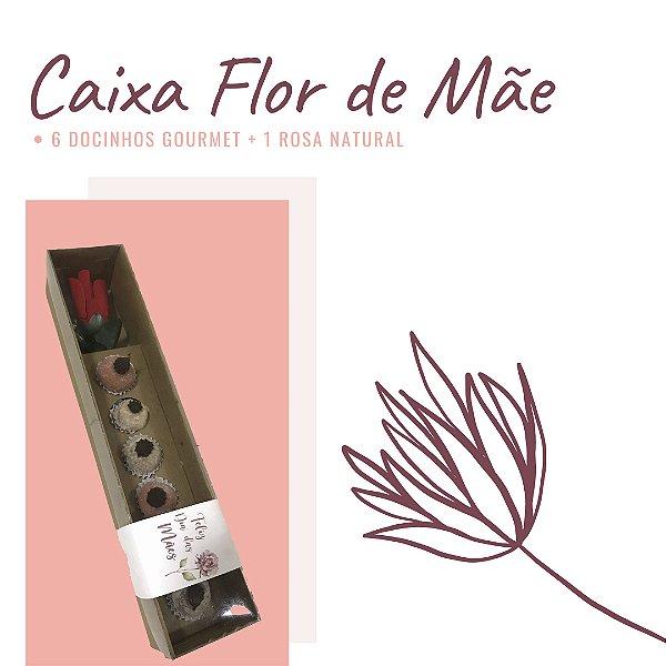Caixa Flor de Mãe