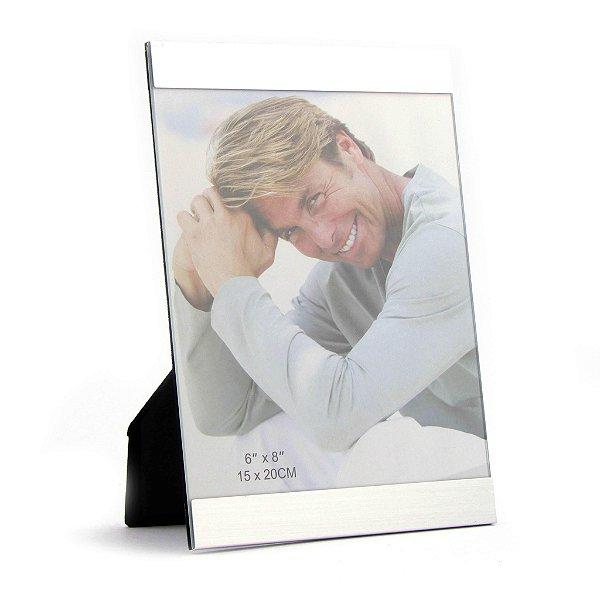 Porta retrato casamento - Alumínio