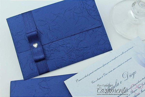 Convite Diferente Azul (Turquesa)