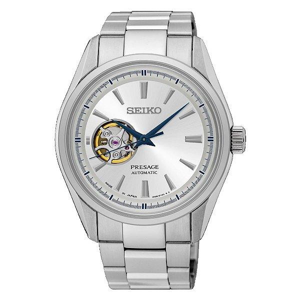 Relógio Seiko Presage  Automático ssa355j1  Made in Japan