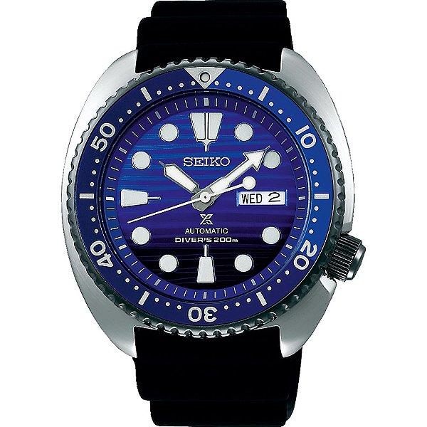 Relogio Seiko Prospex Turtle Save the Ocean Automático Srpc91b1 Edição Especial